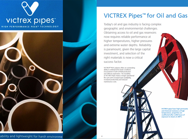 VICTREX Pipes